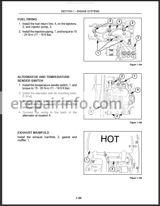 New Holland Engine Diagram - Engine Wiring Diagram on